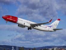 Norwegian med passagerartillväxt och ökad kabinfaktor i november