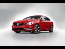 Nya Volvo S60, V60 och XC60 R-Design:  Dynamisk design och sportig körning med tillvalet Polestar performance