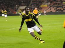 Auktion på AIK:s matchtröja till förmån för Amnesty