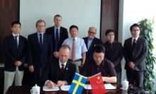 Plantagon signs memorandum of understanding with the Tongji University in Shanghai