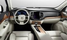 Nya Volvo XC90 får ett förbättrat multifilter som ger bättre luftkvalitet i kupén