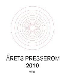 Ving Norge AS er vinneren av Årets presserom 2010