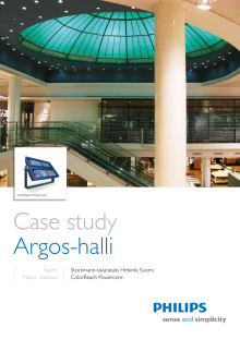 Case study:  Argos-halli