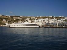 Nyhet! Øyhopping i Hellas med megayachts