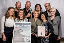 Succé för HaV:s tidning - vinnare av Svenska Publishing-Priset