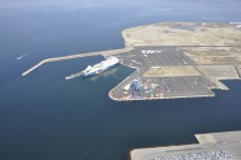 Detaljplanen för Norra Hamnen Industrial Park är antagen