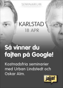 Så vinner du fajten på Google (Karlstad)
