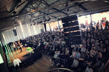 Start-up Day 2014 - ett tecken på den växande startupscenen i Stockholm