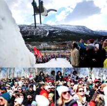 2 DAGERS SKI OG SNOWBOARDSHOW ARRANGERES I HEMSEDAL I PÅSKEN