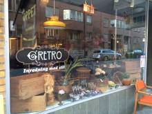 gRETRO Design inreder MKB:s visningslägenhet