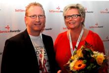 Volvia Försäkring vinnare av Self Service Awards 2012