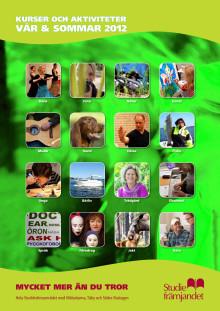 Studiefrämjandets - Kurser och aktiviterer vår & sommar 2012