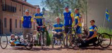 Paracykel landslaget tävlar i Prag 27-28 september