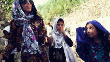   Loreen: Utbildning är nyckeln ut ur fattigdom