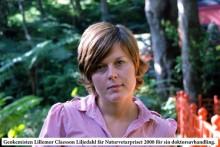 Naturvetarpriset 2008: Jordens yttre och inre