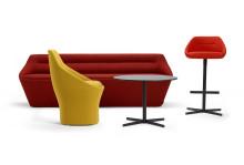 Möbelkollektionen EZY av Christophe Pillet