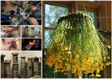 Kreativa kurser med hållbara perspektiv på Nääs.