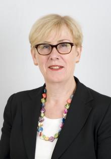 Välkommen till nätverkslunchen Meet@Mjärdevi med SGI:s generaldirektör Åsa-Britt Karlsson