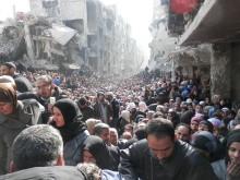 Pressinbjudan till seminarium 6/5: Syria - 3 years on. Make or break?