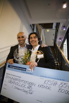 Innovation & Technology Award 2008: OrganoClick är Sveriges mest lovande startup