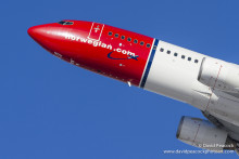 Innenrikstrafikken i Norge, Sverige og Danmark lammet av pilotstreik i Norwegian