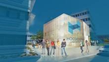 Unikt elektronikcentrum byggs i Halmstad