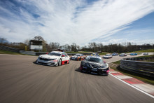 Dags för premiär – STCC Volvo Race Skövde