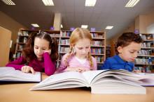 Läskulturen i 1960-talets grundskola synas av forskare i Borås
