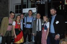 Münchens turistråd gästade Tyska Turistbyråns traditionella julevent 2014