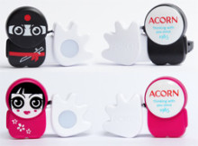 Acorn celebrates 25 years of excellence with the use of Pokens