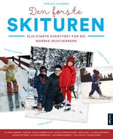Slik starta skieventyret for stjernene!