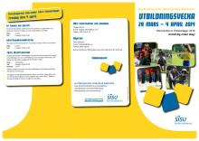 Program - SISU Idrottsutbildarnas och Tibroidrottens utbildningsvecka