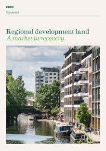 Regional Development Land. A Market In Recovery.