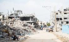 Omvärlden sviker de mest utsatta i Gaza