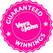 Vera&John continues to guarantee a €5,000 winner every day - now with a twist