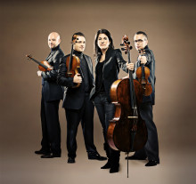 Cuarteto Quiroga – unik stråkkvartett från Spanien