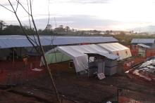 Svensk rödakorspersonal hemkallad från ebolainsats i Sierra Leone