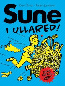 Skrivartävling avgjord – Sune åker till Ullared i nästa bok!