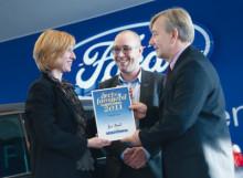 Ford Focus blev Årets Familjebil