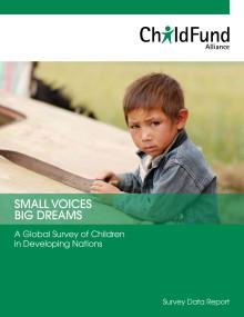 """Undersökningen """"Small Voices - Big Dreams"""""""