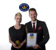 Årets Guldkrona tilldelas Frimurarehotellet Sweden Hotels i Kalmar