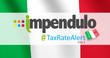 Tax Alert - Italy - Declaration Change
