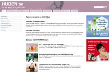 DOKTORN.com lanserar HUDEN.se