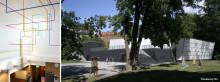 Prisad konst i Skanstullshallen - Årets projekt 2011