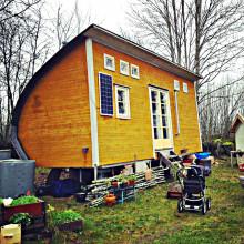 Pressinbjudan: Tiny Houses - om att bo litet och leva stort