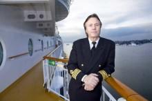 Kaptein Erling B Hansen i NRK-radioprogram