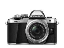 Olympus presenterer E-M10 Mark II