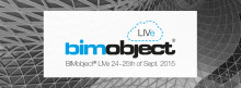 BIMobject® LIVe from Milan – follow us online and onsite