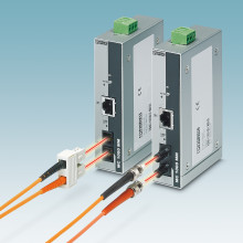 Ethernet media converters for basic requirements