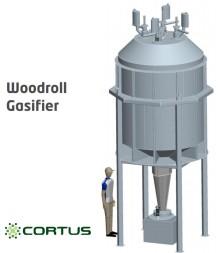 Cortus bygger anläggning för förgasning av biobränslen